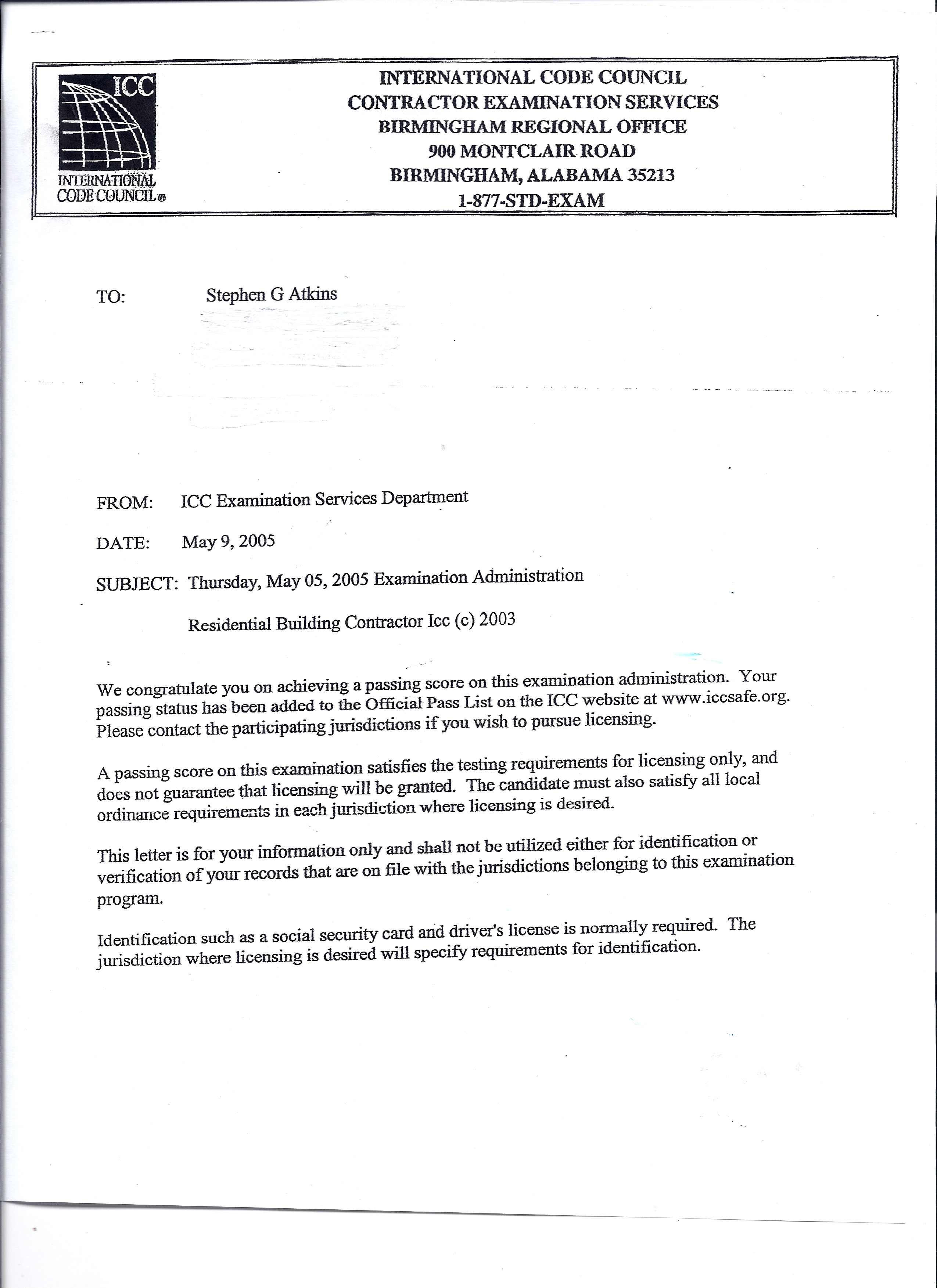 Gc certification for country club builders country club builders icc certificate 2 xflitez Images
