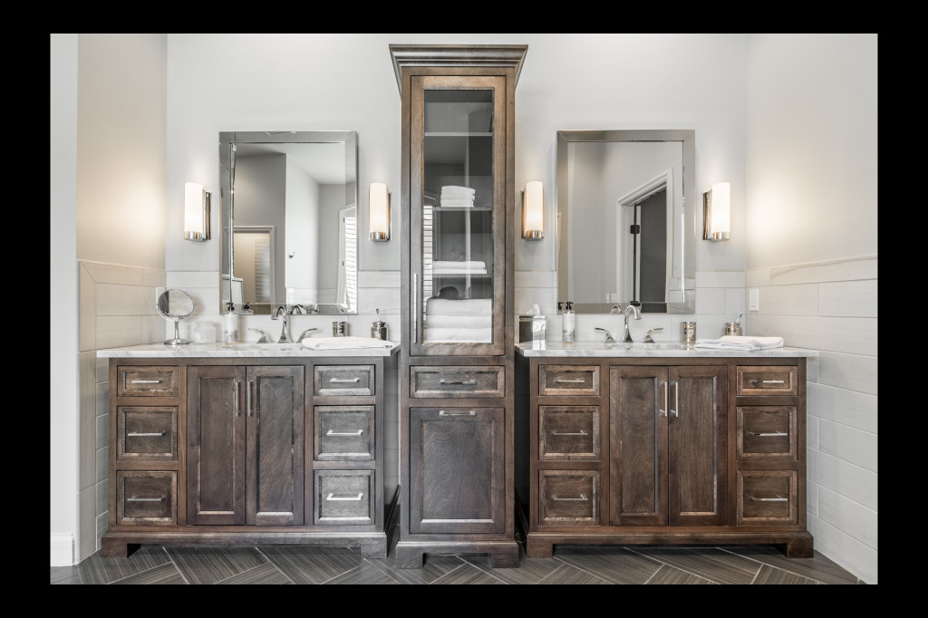Leawood Master Bathroom